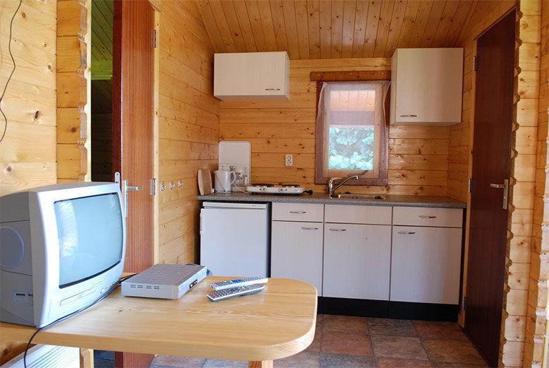chalet-hout-keuken